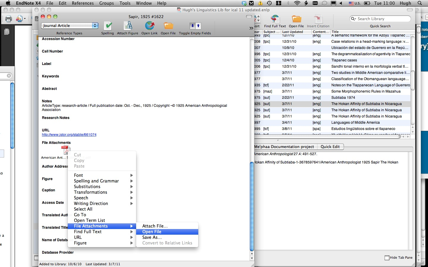 using endnote to reference pdf