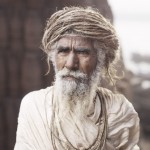 PORTRAIT OF RAM DAS Varanasi, India by JoeyL