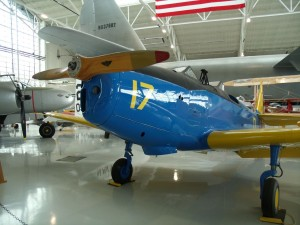 Photo of Fairchild PT-19
