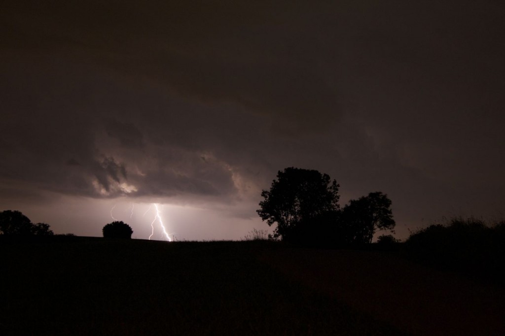 Lightning in Schwartzwald