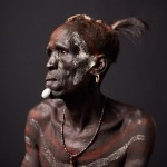 Man from Karo tribe, Lower Omo Valley, Ethiopia by JoeyL