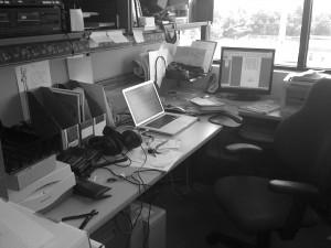 Hugh's Office