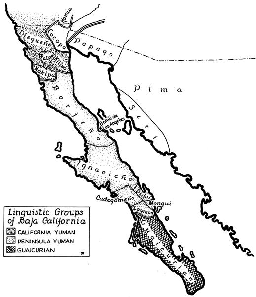 Baja burial practices