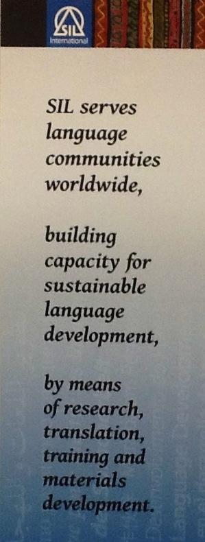 SIL International Vision Statement