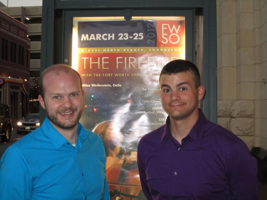 Firebird - Hugh and Jed
