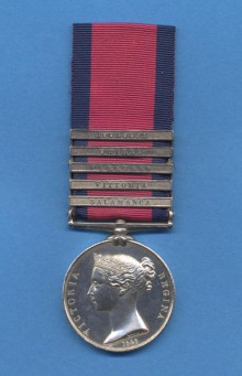 1847 Military General Service Medal