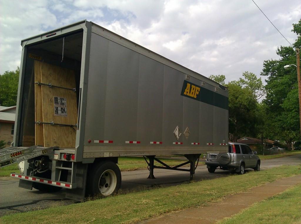 Moving Van via Josh Wagner
