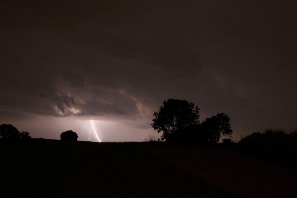 Lightning in Schwartzwald