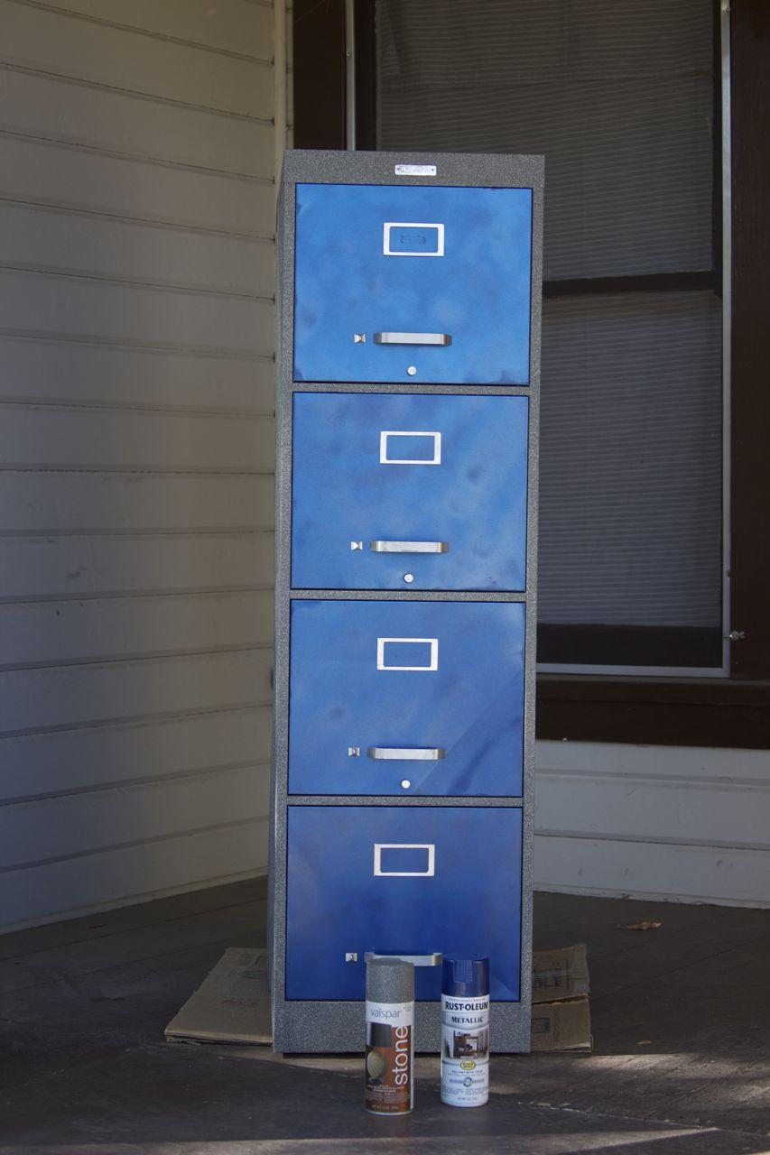 Full Filing Cabinet.