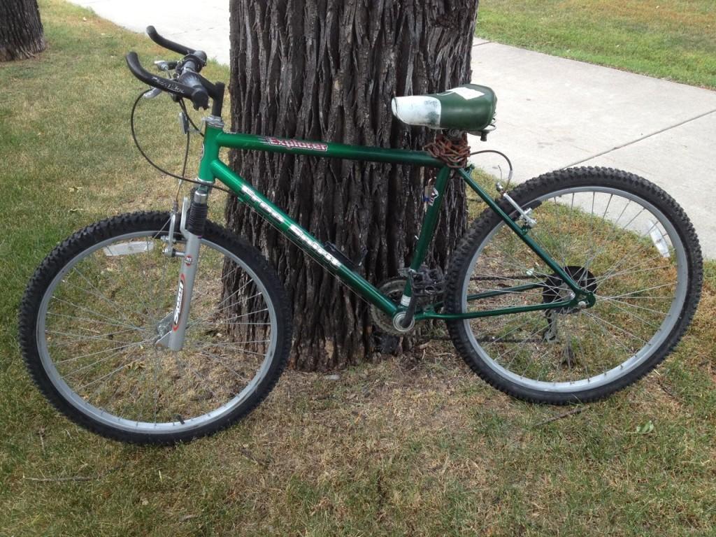 Bike Sold.